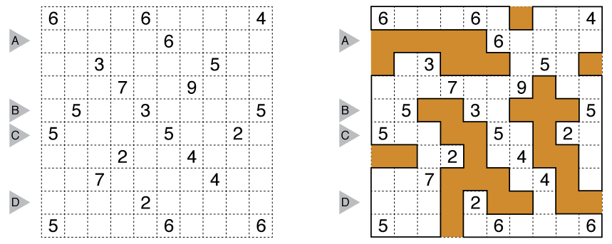 Example Cave and solution