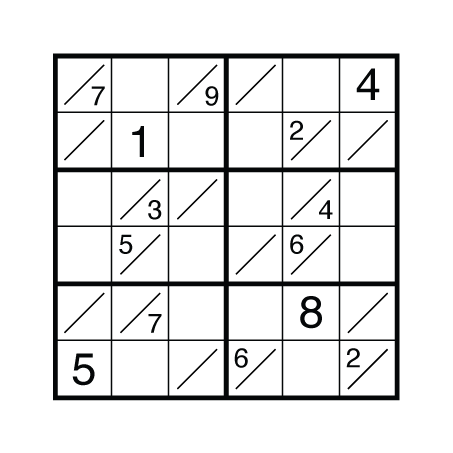 Tight Fit Sudoku by Thomas Snyder