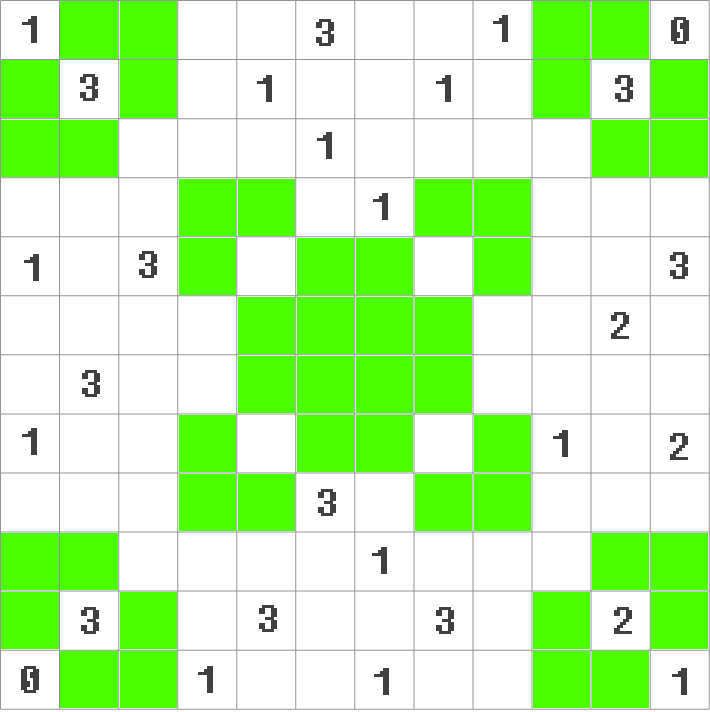 Sudoku Slitherlink by Scott Handelman
