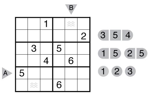 Battleship Sudoku by Grant Fikes