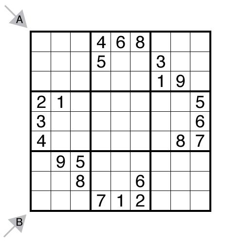 Sudoku by Grant Fikes