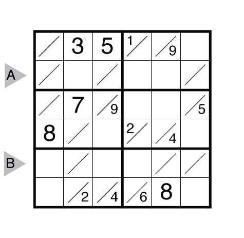 Tight Fit Sudoku by Prasanna Seshadri
