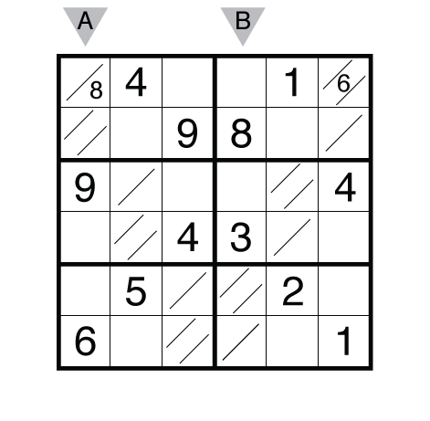 Tight Fit Sudoku by Swaroop Guggilam