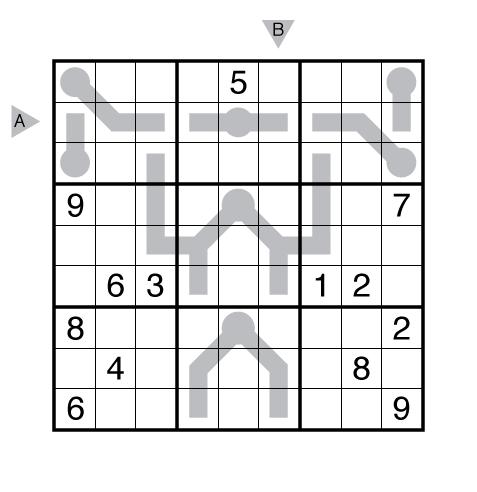 Thermo-Sudoku by Serkan Yurekli
