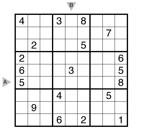 XV Sudoku by Serkan Yürekli