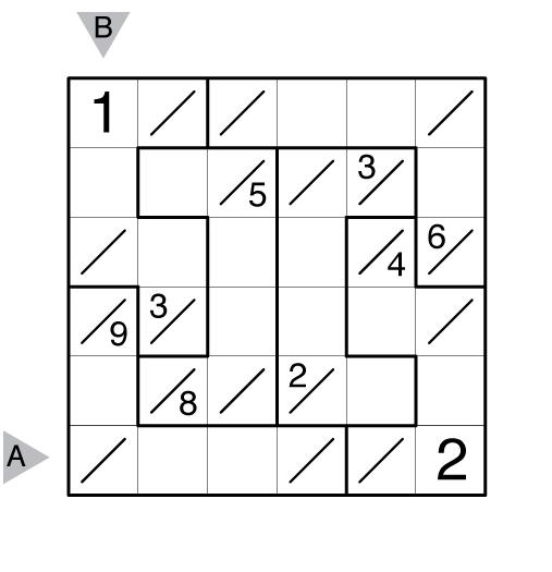 photo about Irregular Sudoku Printable identified as Restricted Healthy Sudoku (Abnormal) through Serkan Yürekli - The Artwork of