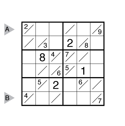 Tight Fit Sudoku Archives - The Art of Puzzles | The Art of