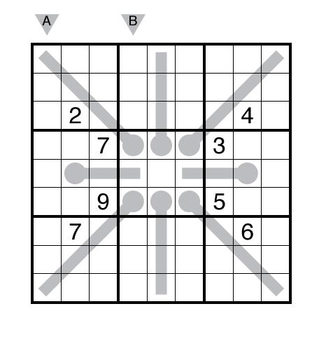 Thermo-Sudoku by Kishore Kumar Sridharan