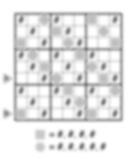 Even Odd Sudoku by Serkan Yürekli