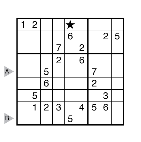 Christmas Sudoku.Star Battle Sudoku By Thomas Snyder The Art Of Puzzles