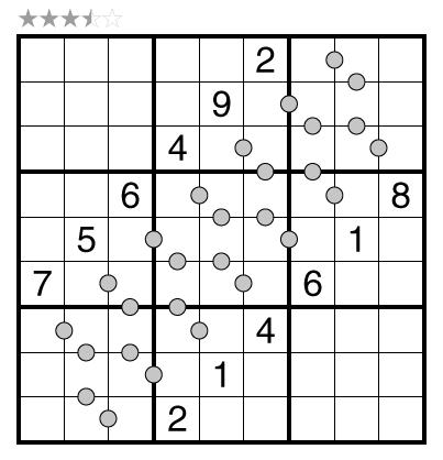 Consecutive Pairs Sudoku by Gaurav Kumar Jain