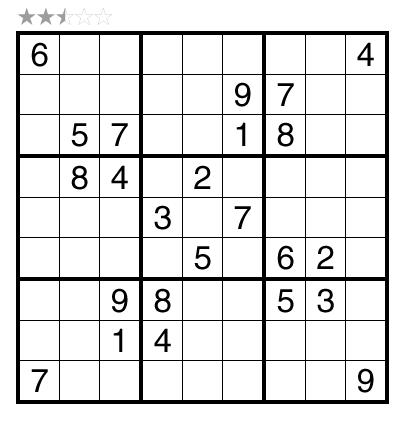 Sudoku by Zoltán Horváth