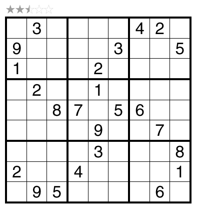 Sudoku by Rajesh Kumar