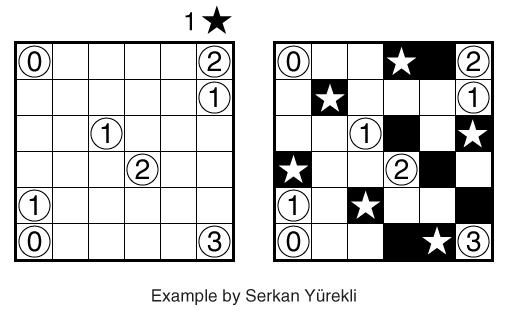 Kurotto Star Battle by Serkan Yürekli