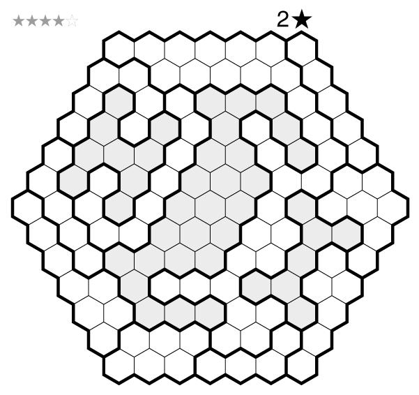 Star Battle (Hex) by Joseph Howard
