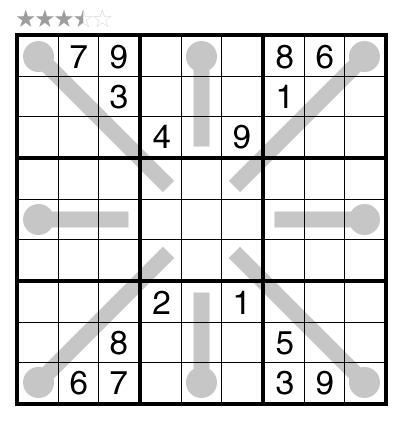 Thermo-Sudoku by Akash Doulani