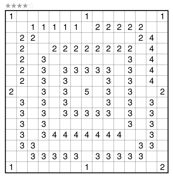 Minesweeper by Palmer Mebane