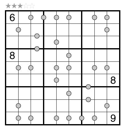 Consecutive Pairs Sudoku by Serkan Yürekli